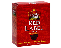 BrookeBond RedLabel
